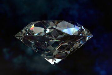 מבחן נייר זכוכית לאימות יהלומים